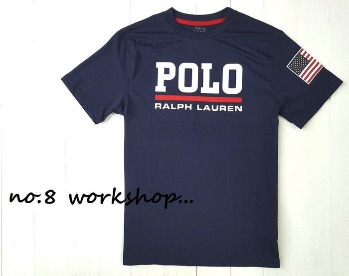 ☆【RL男生館】☆【Ralph Lauren POLO LOGO印圖短袖T恤】☆【RL003J6】青年版(L-XL)