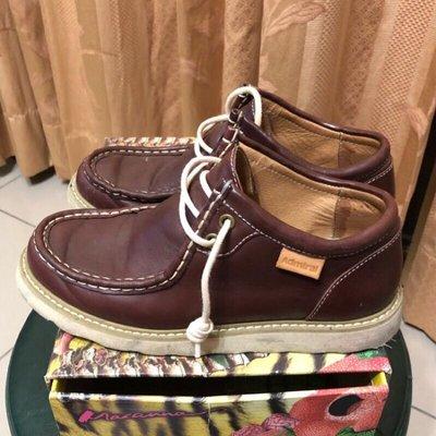 Admiral 休閒皮鞋