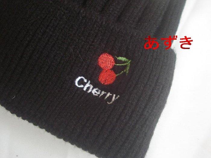 水果毛球系列-單色直紋x雙層內絨毛-黑