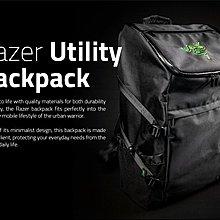 雷蛇 2018 熱售 背包 RAZER UTILITY BACKPACK