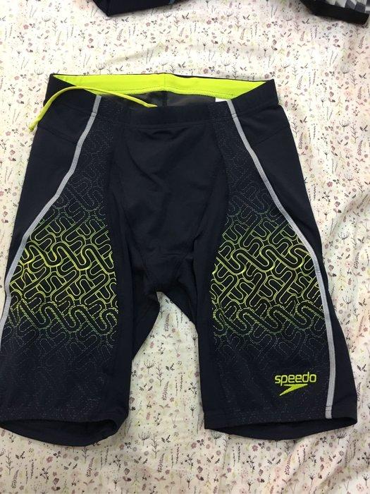 。☆全新☆。speedo正品泳褲(165/75)//原價$1980