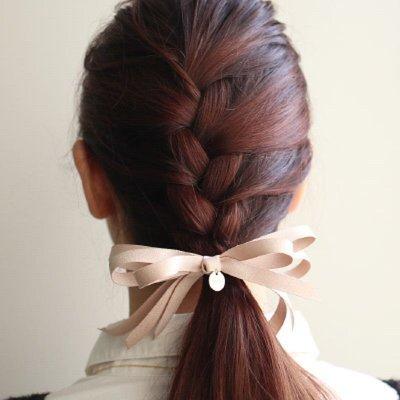 現貨特價優惠日本人氣品牌Ane mone金牌日劇石原里美最愛使用的髮飾品粉色髮圈