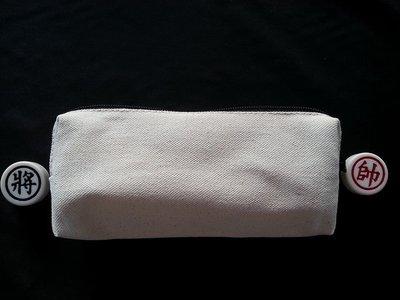 MIT帆布袋王-帆布袋王-8安棉 帆布胚布筆袋