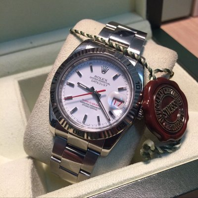 Rolex 116264 爬山虎 (sold)