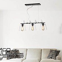 【168 Lighting】交頭接耳《時尚吊燈》(兩款)3燈GD 20234-2