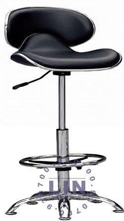 【品特優家具倉儲】R908-11吧台椅TX-222吧台椅固定腳洽談椅優惠價
