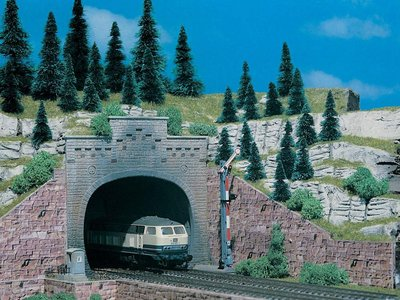 傑仲 (有發票) 博蘭 公司貨 VOLLMER 場景組 Tunnelportal 47813 N (包)