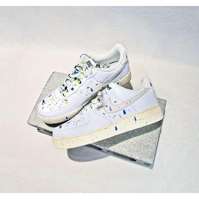 Nike Air Force 1 Splatter 潑墨 CZ0339-100 CZ0339-001免運