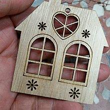 木片--/房屋木片//聖誕雪人//聖誕樹//老公公雪屋(一片6元)現貨