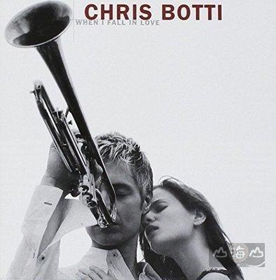 【美版】征服情海 When I Fall In Love / 克里斯伯堤 Chris Botti---CK92872