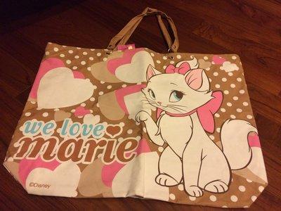 全新迪士尼瑪莉貓大包