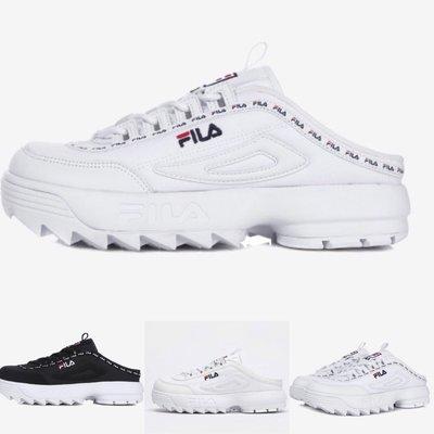 ✈️韓國代購正品《現貨+預購》FILA 菲樂 Disruptor2 Mule 穆勒鞋 FS1HTB3135/34
