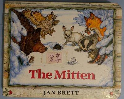 The Mitten~英文繪本