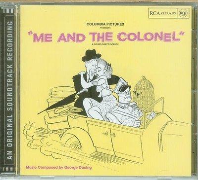 """原聲帶]-""""我與上校(Me and the Colonel)""""- George Duning,全新西班牙版"""