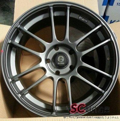 【超前輪業】編號(284) 正 SPARCO ML511 18吋鋁圈 5孔114 112 完工價 7400 GOLF