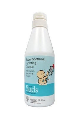 Buds - Super Soothing Hydrating Cleanser 有機舒敏保濕潔膚液 425ml