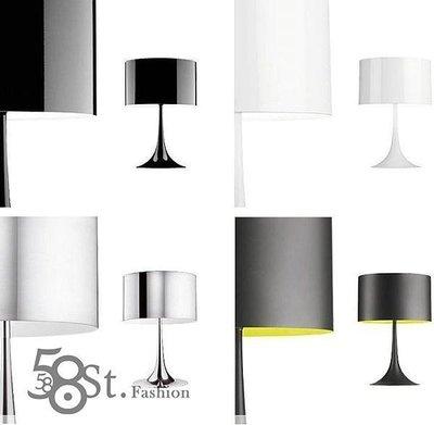 【58街-高雄館】義大利設計師款式「Spun T鋁合金鋼烤台燈,桌燈」複刻版。GL-011
