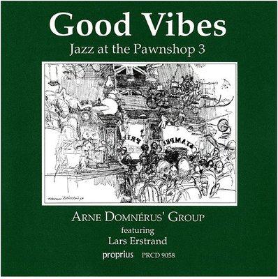 合友唱片 當舖爵士Ⅲ Jazz At The Pawnshop3 Good Vibes PRCD9058 CD