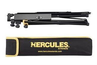 筌曜樂器(E1004)全新Hercules 海克力斯 譜架 小譜架(BS050B) (摺疊譜架 附外出收納袋)