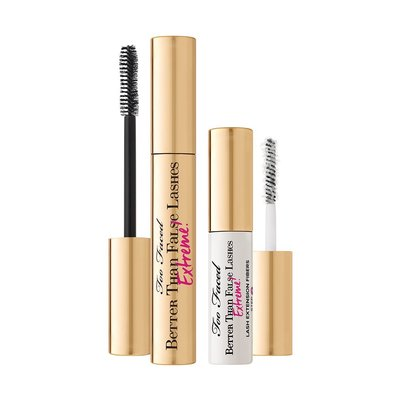 Too Faced~加強版纖長濃密亮眼睫毛膏 Better Than False Lashes Extreme