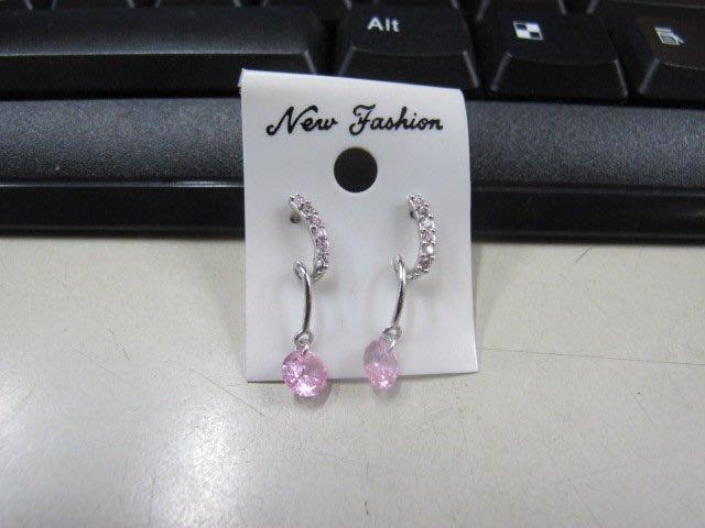 二手舖 NO.4537 時尚造型耳環 耳針 耳鉤 便宜賣 首飾飾品
