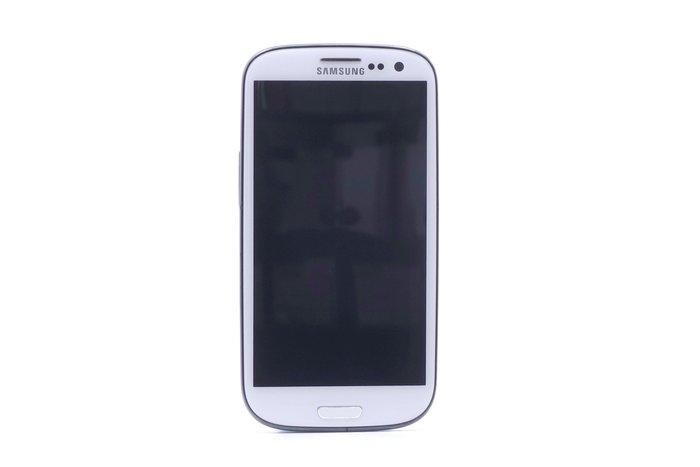 【台中青蘋果競標】Samsung Galaxy S3 i9300 白 16G 料機出售 #16730