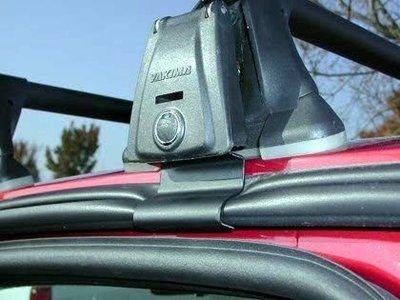 Toyota  Tacoma 專用車架