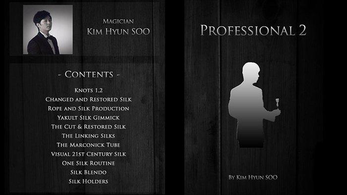 【天天魔法】【S828】正宗原廠~舞台手彩(Professional 2 by Kim Hyun Soo)