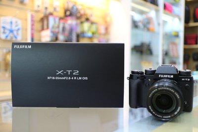【日產旗艦】FUJI FUJIFILM X-T2 XT2 + XF 18-55mm F2.8-4 KIT 平輸繁中
