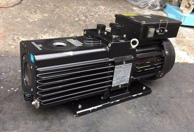 日本優貝克ULVAC GLD-201B(1HP單相110V)二段式油式真空幫浦/真空機-冷凍空調抽真空、真空脫泡機可用