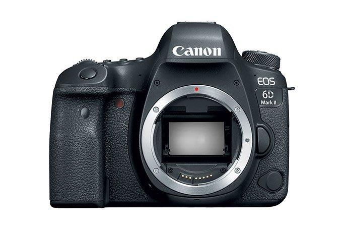 【eWhat億華】Canon EOS 6D Mark II 單機 搭 24-105MM F4 L 一代鏡鏡頭為彩盒 平輸 繁中 6D2 6DII 6DM2【4】