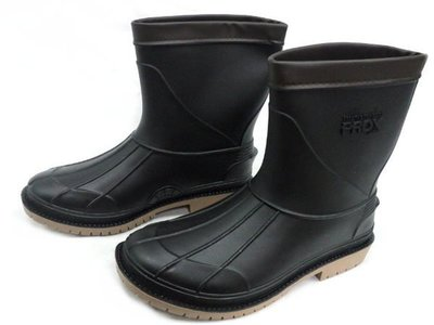 美迪-TLS-553-短筒雨靴-登山雨鞋-工作止滑雨鞋-台灣製-(有內裡/鞋墊)~~