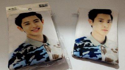 偶像王台北西門町明星商品訂製(158)EXO-燦烈零錢包-2