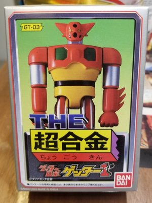 全新 THE超合金 GT-03 三一萬能俠