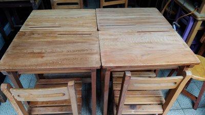 中年級國小課桌椅組(一桌一椅)
