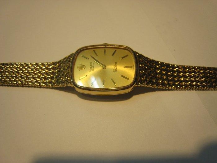 勞力士 側里尼 18K金錶(750)~難得糊塗 ~賣同行18K金(750) 你比較高就賣給你