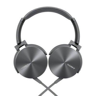 【WowLook】福利機 鐵灰 SONY MDR-XB950AP/H 重低音 耳罩式耳機 ZX750 10R,1R