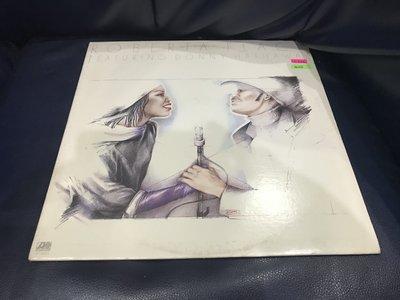 開心唱片 (ROBERTA FLACK / FEATURING DONNY) 二手 黑膠唱片 CC206