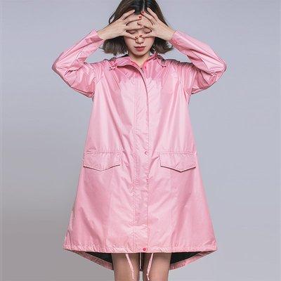 hello小店-雨衣 成人 徒步戶外時尚雨衣男 雨衣女成人韓國時尚長款雨衣#雨披#雨衣#