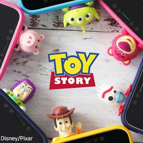 Toy Story 迪士尼 玩具總動員 立體公仔 軟殼 手機殼│Note8 Note9 Note10│z9077