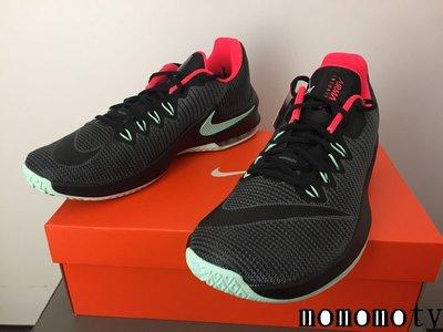 NIKE AIR MAX INFURIATE 2 LOW EP 灰黑 大氣墊 籃球鞋 908977-006 請先詢問庫存