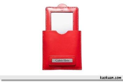 高冠國際貿易 Ck patent purse mirror Sangria 隨身鏡