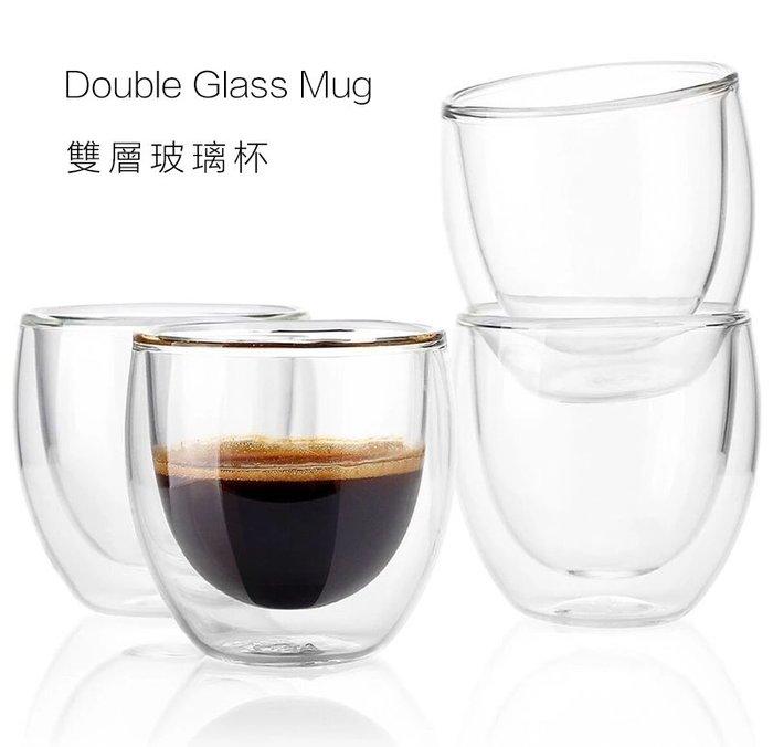 250ml雙層隔熱玻璃杯☆ VITO zakka ☆ 隔熱雙層玻璃杯