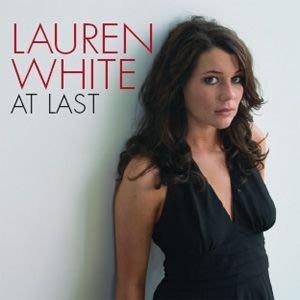 合友唱片 面交 自取 羅倫懷特 Lauren White / 眾所期盼 At Last (美國原裝進口 CD)