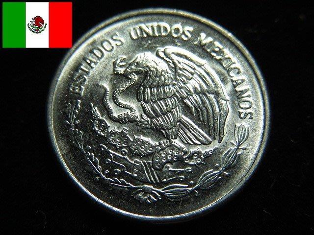 【 金王記拍寶網 】T1829  墨西哥 錢幣一枚 (((保證真品)))