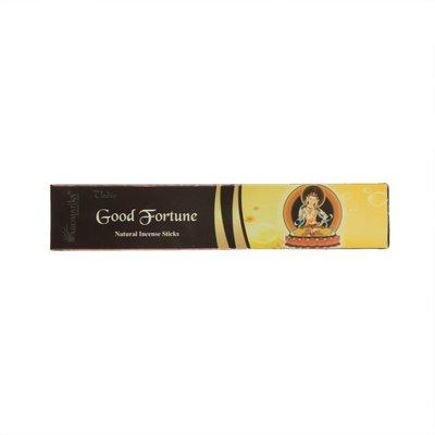 [綺異館] 印度香 好運香 Aromatika Vedic Good Fortune Natural 精典款
