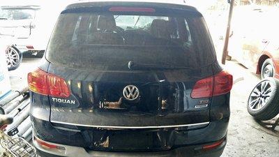2016年Volkswagen TIGUAN 1.4 零件車拆賣