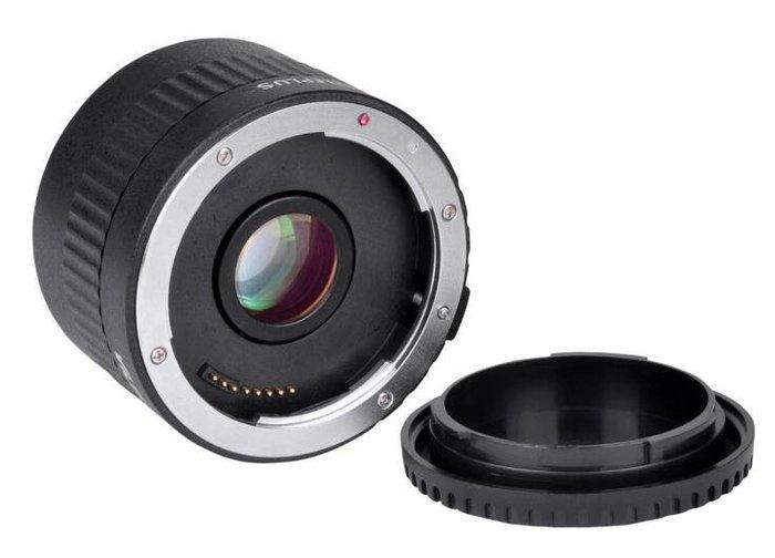 VILTROX C-AF2X佳能單反相機 EF2XIII增倍鏡 增距鏡 2倍 #5056