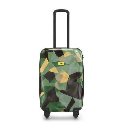 Luxury Life【全新品清倉優惠 7 折】Crash Baggage 全球限量版 迷彩系列 衝擊 行李箱 中尺寸