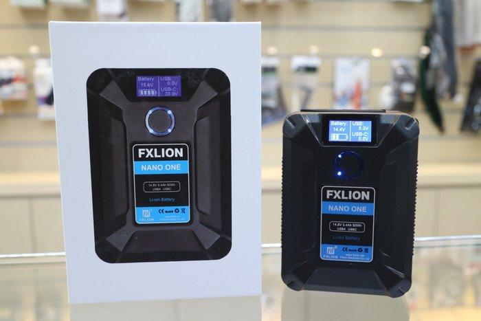 【日產旗艦】正成公司貨 Fxlion NANO ONE V卡口 電源供應器 USB V掛 電池 行動電源 掌中型 口袋型